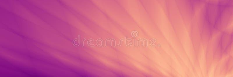 Projeto vermelho do teste padrão de fluxo do tela panorâmico ilustração royalty free