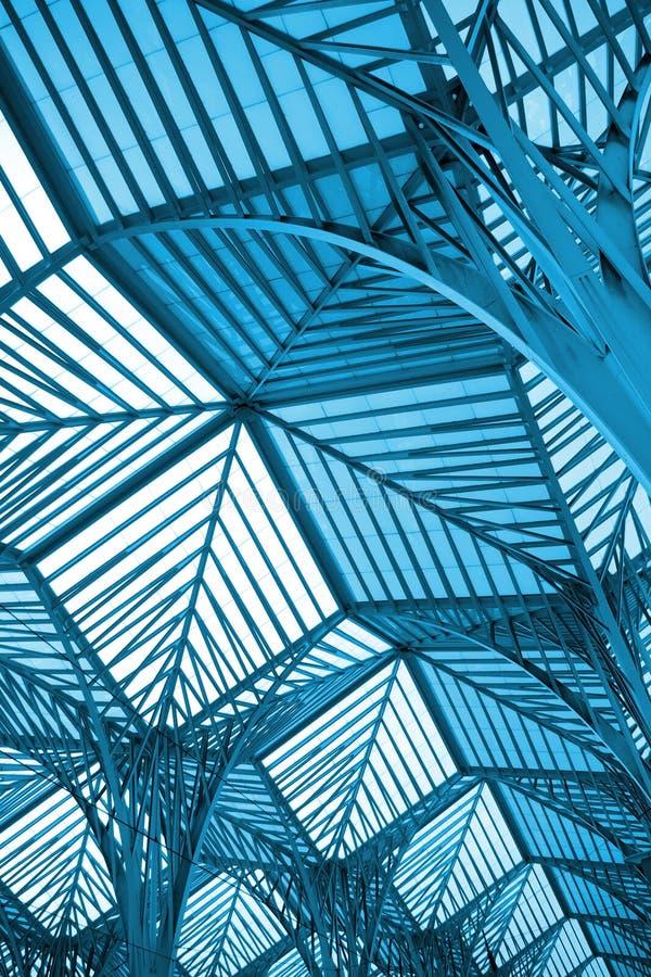 Projetos da arquitetura foto de stock