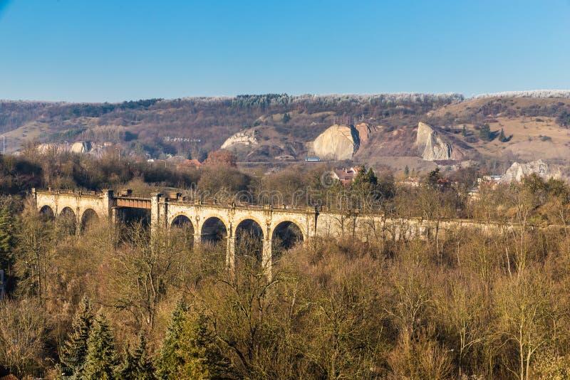 Prokop dolina - Hlubocepy, republika czech, Europa obrazy royalty free