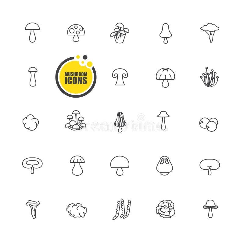 Prolifera rápidamente el icono stock de ilustración