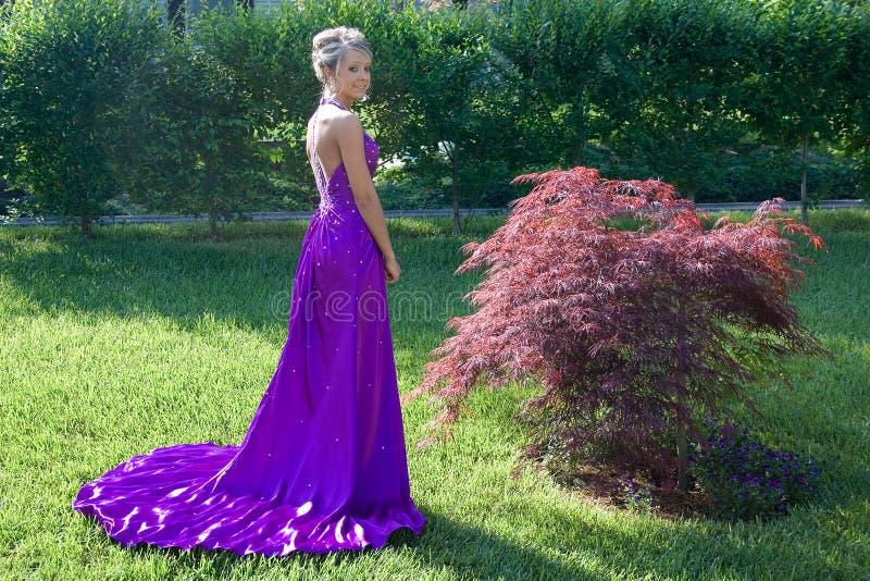 Prom royalty free stock photos