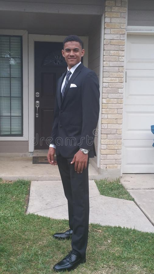 Prom stock photo