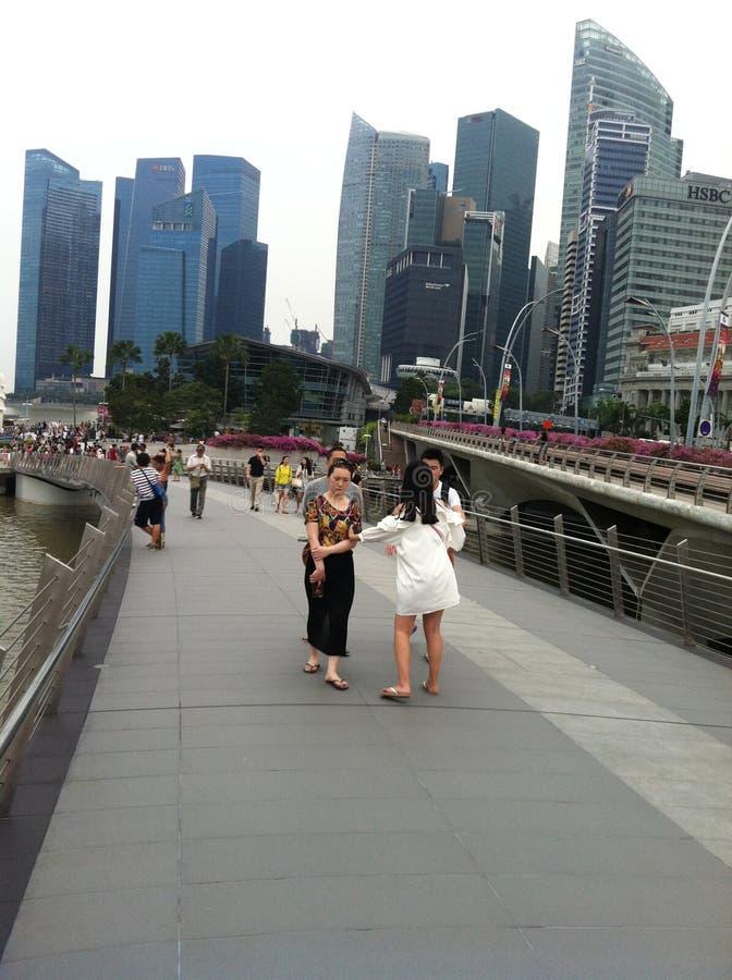 promenade image stock