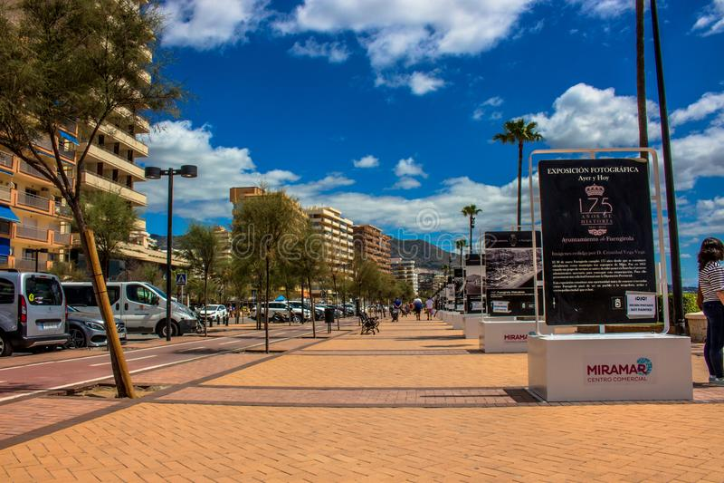 promenade stock afbeeldingen