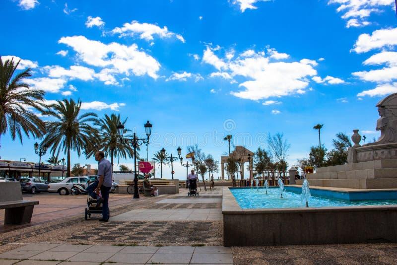 promenade royalty-vrije stock foto