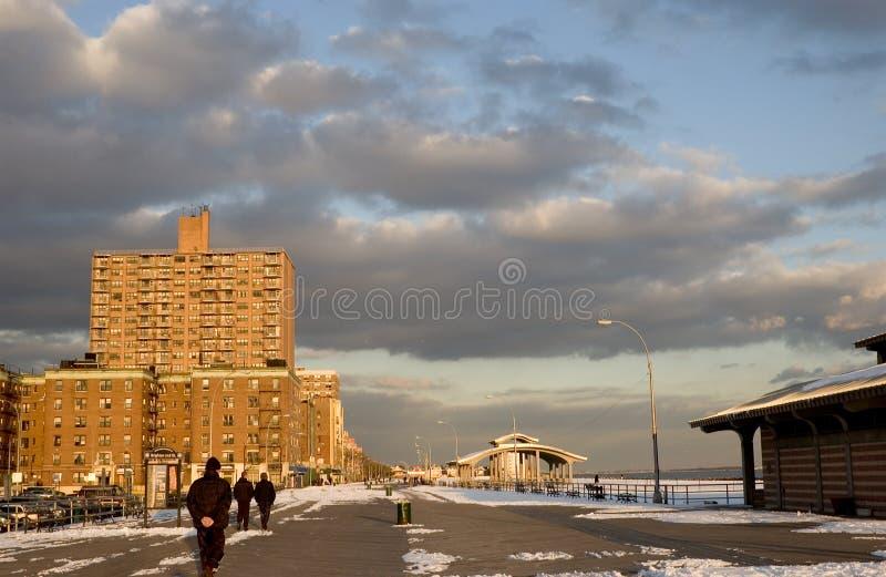 Promenade Photographie stock