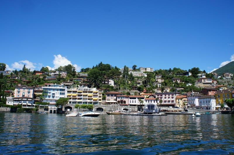 Download Promenade Of Ascona, Switzerland Royalty Free Stock Photos - Image: 29203208