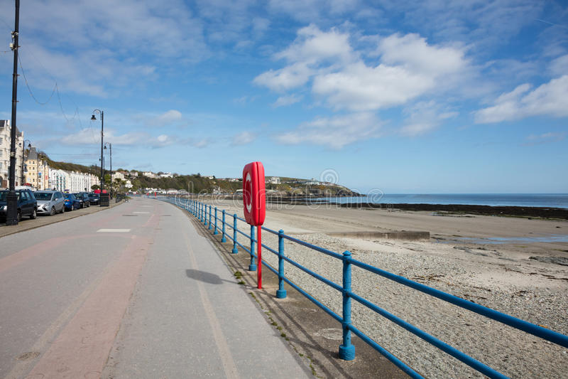 The Promenade Douglas Isle Of Man Stock Photo - Image of ...