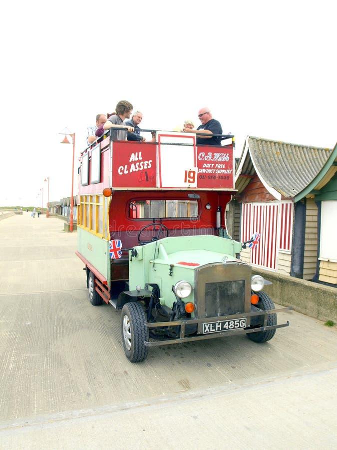 Promenade Fun Bus, Sutton-on Sea.