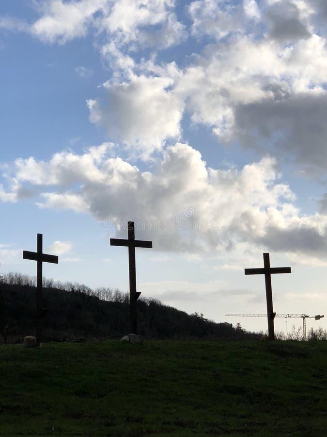 Promesa de Pascua fotografía de archivo libre de regalías