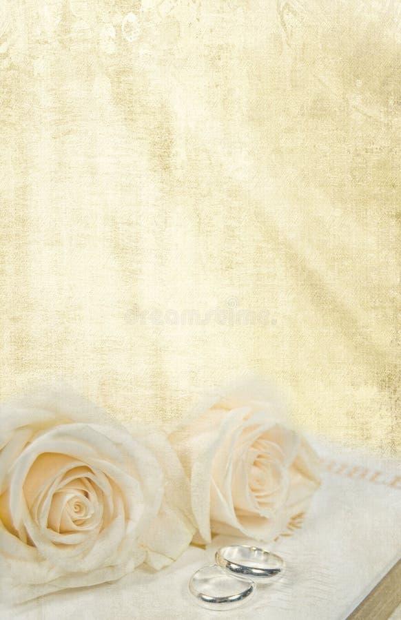 Promessa Wedding royalty illustrazione gratis