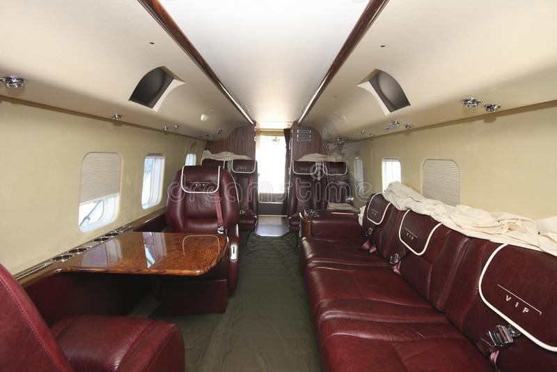 Promi-Hubschrauberkabine lizenzfreie stockfotografie