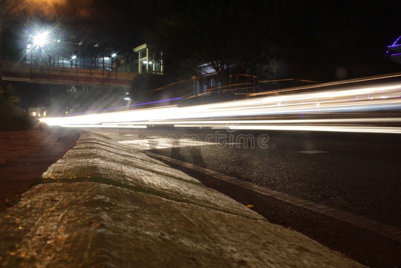 promienia świetlnego zdjęcia stock