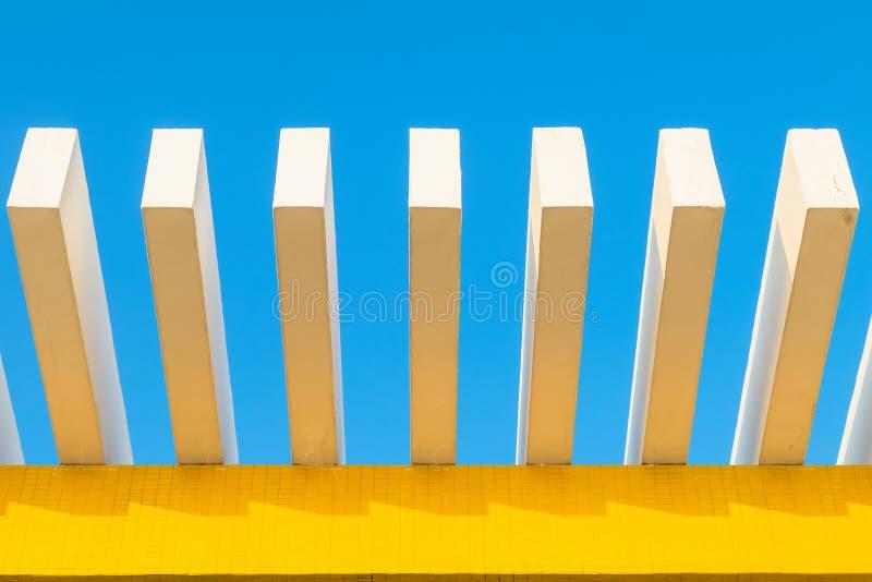 promienia beton obraz stock