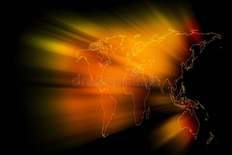 promienie światu. ilustracji