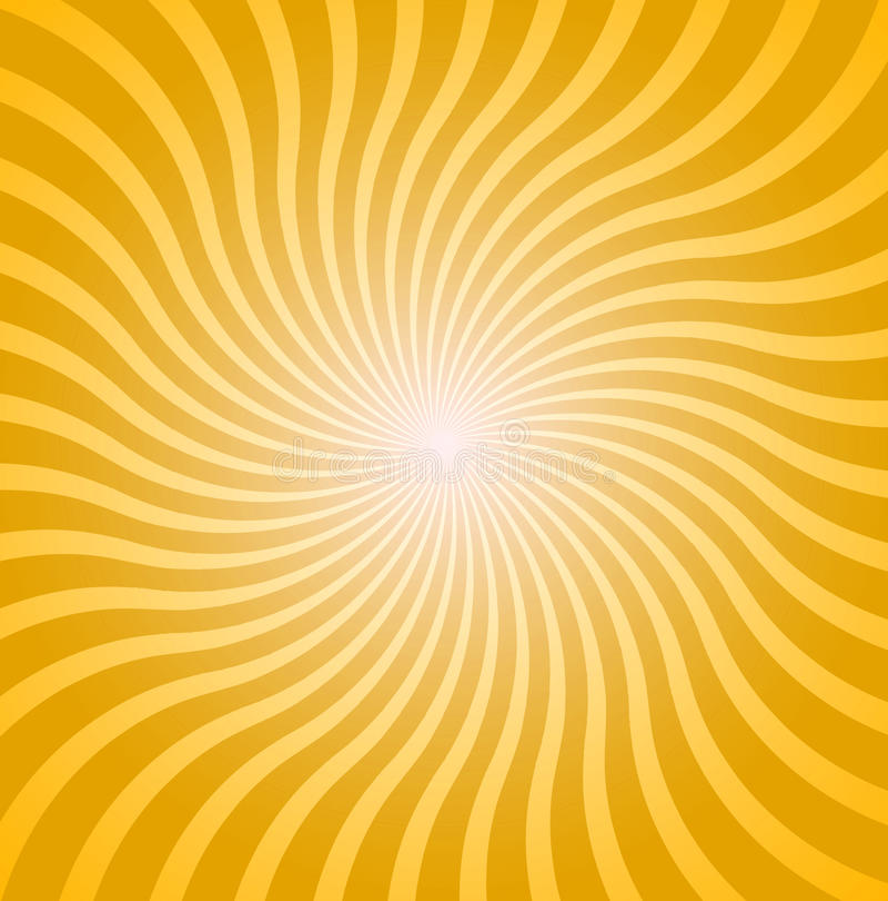 promieniowi czerwień lampasy ilustracja wektor