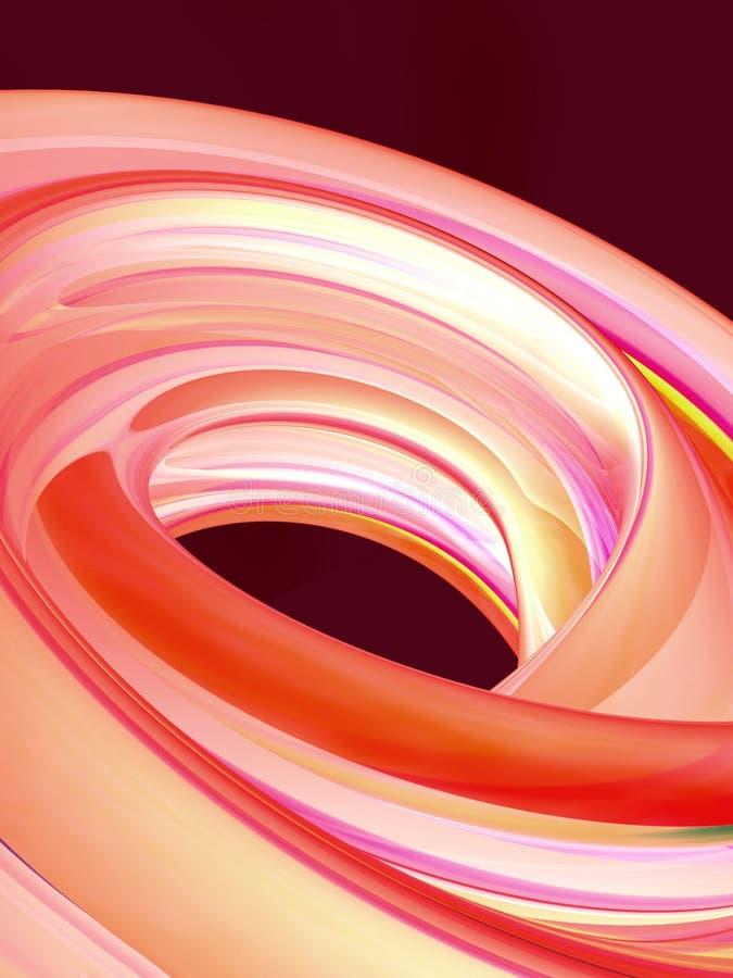 Promieniowy abstrakt zdjęcie royalty free