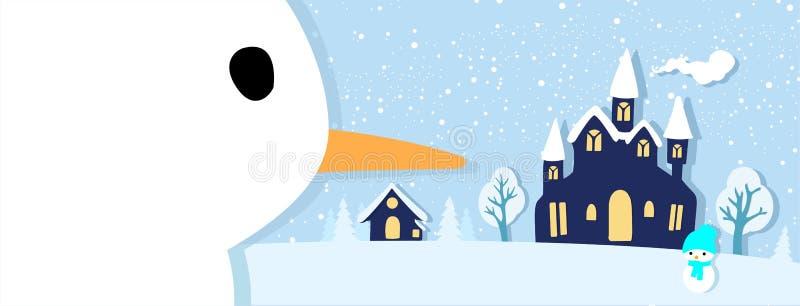 Promoción de venta del fondo de la tarjeta gráfica de la Feliz Navidad foto de archivo