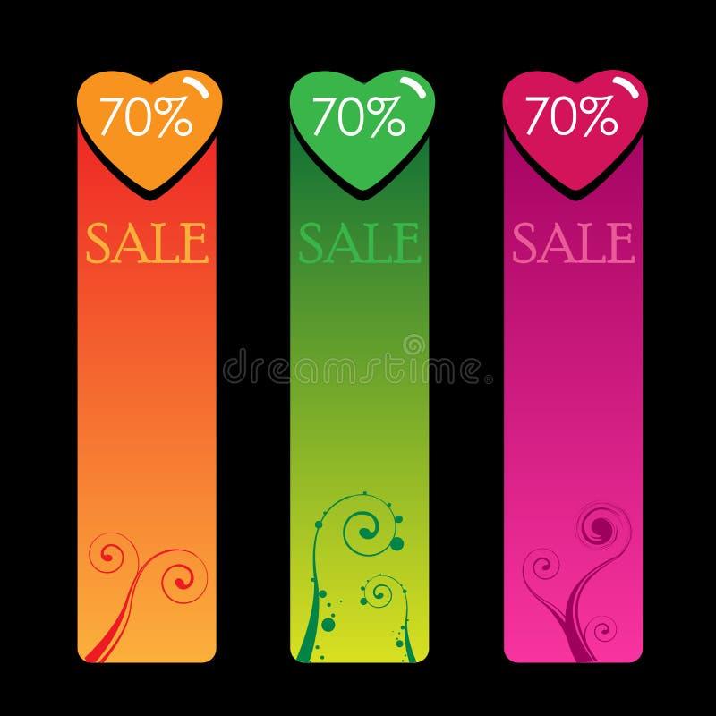 Download Promotion tags stock vector. Illustration of celebration - 13136625