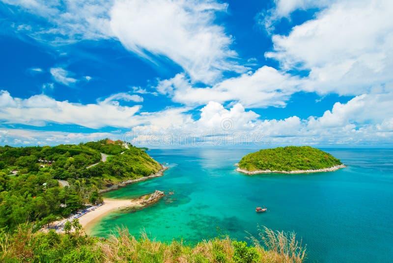 Promthep przylądek, Phuket Tajlandia obraz stock