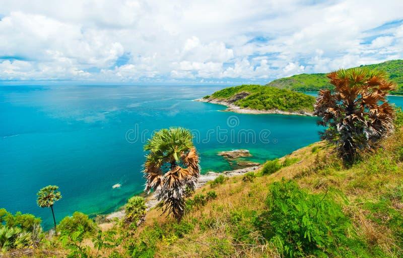 Promthep przylądek, Phuket Tajlandia zdjęcia royalty free