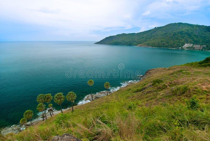 Promthep przylądek, Phuket Tajlandia obrazy stock