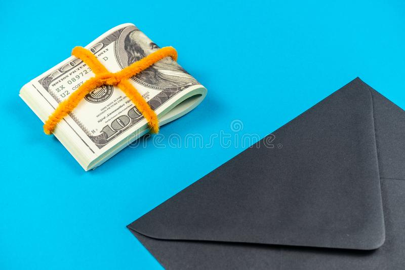 Dollars Envelope Stock Images - Download 1,057 Royalty Free Photos
