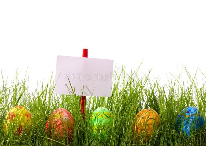 Propaganda de Easter imagens de stock royalty free