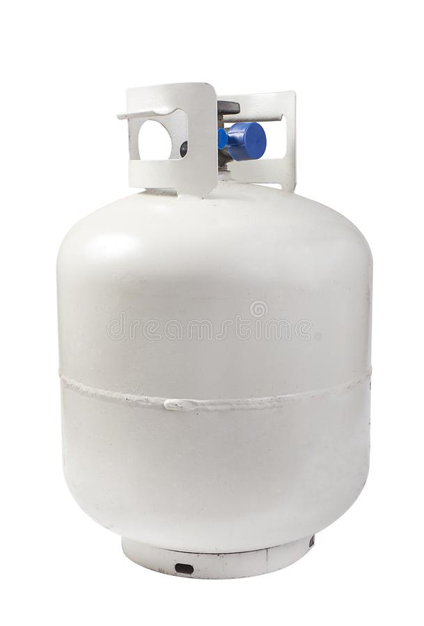 Propane Tank royalty free stock photography