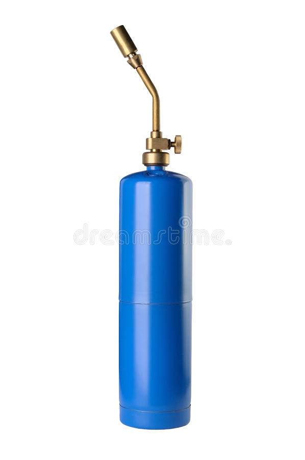 Propane Torch royalty free stock images