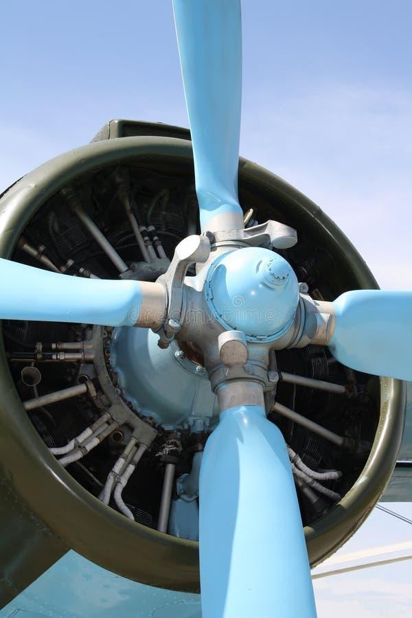 Propeller stock afbeelding
