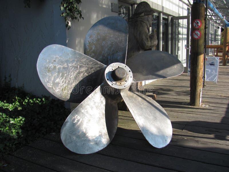 Propeller 2 stock foto's