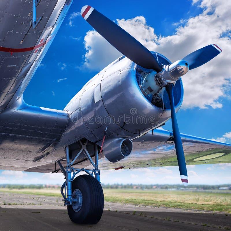 propeller royalty-vrije stock foto's