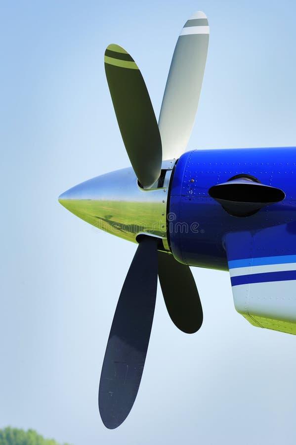 Propeller stock foto