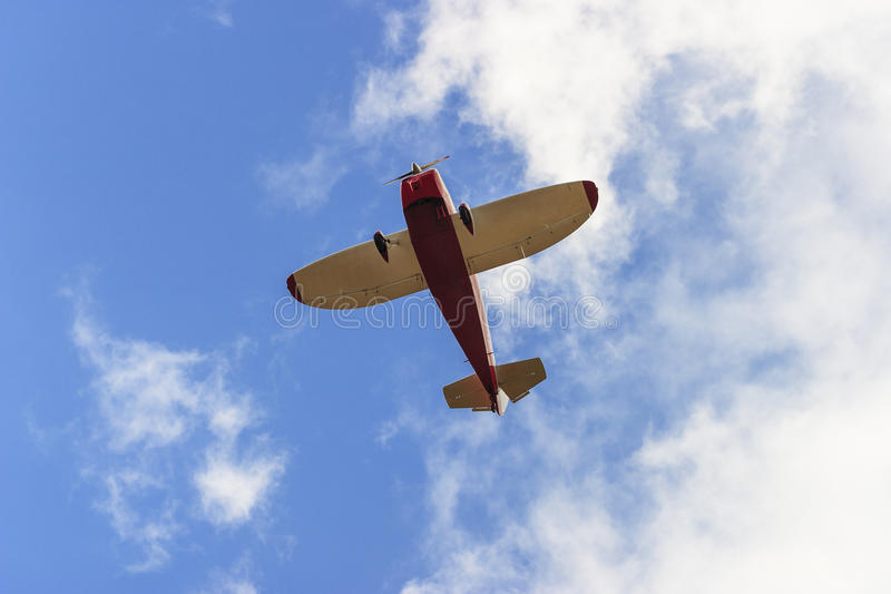 Download Propeller plane stock image. Image of propeller, travel - 25194177