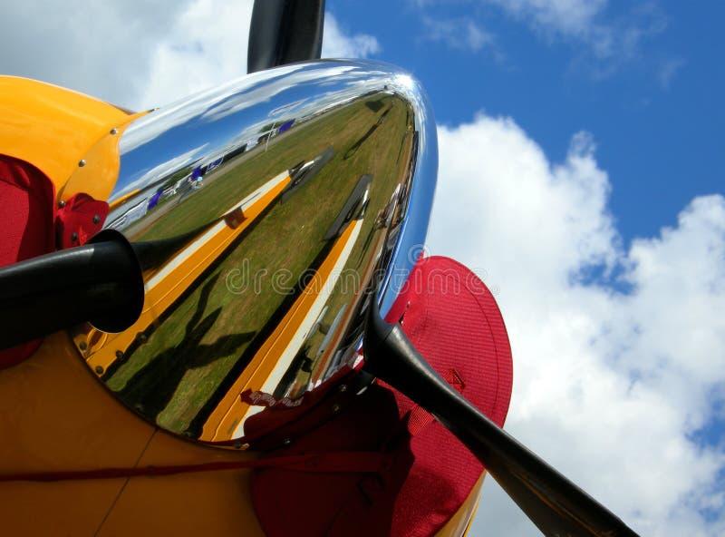 Propeller-Wekzeugspritze lizenzfreie stockfotos