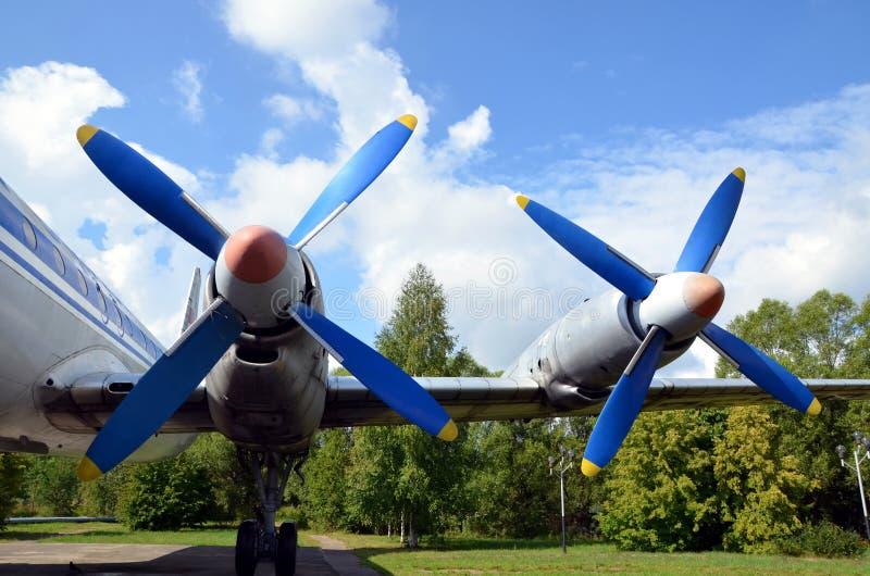 propellers stock fotografie