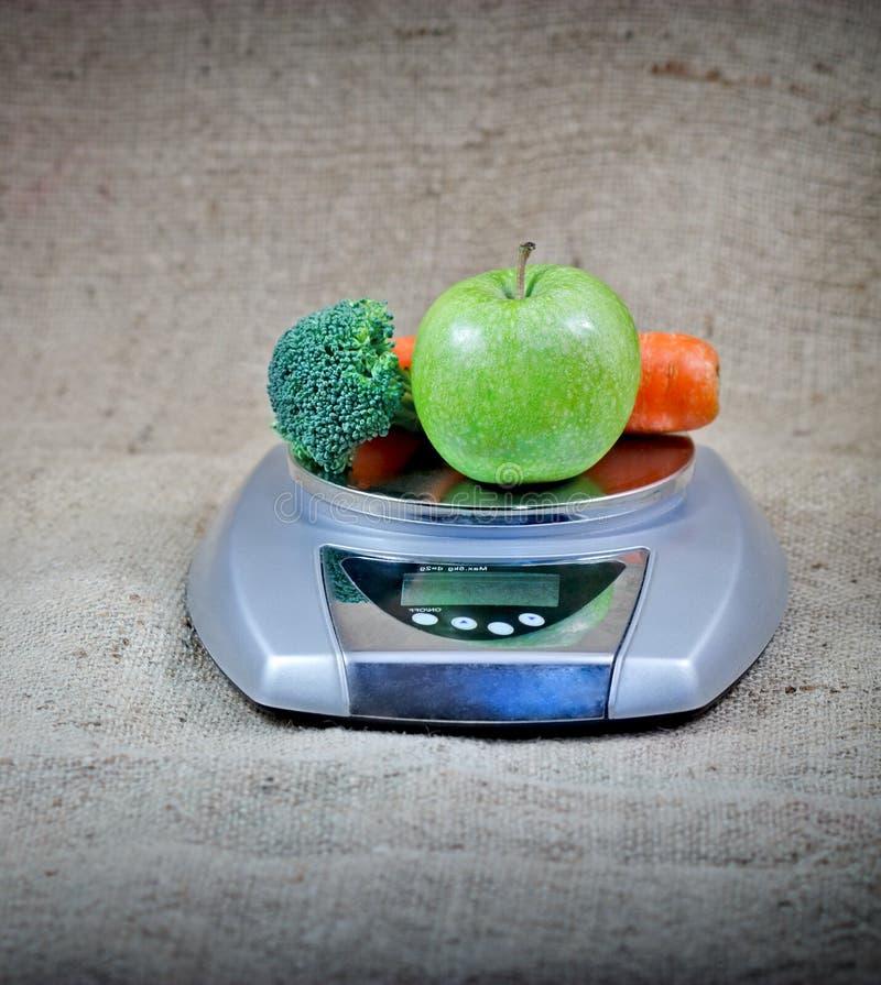 Proper nutrition. Guarantees good health stock photo