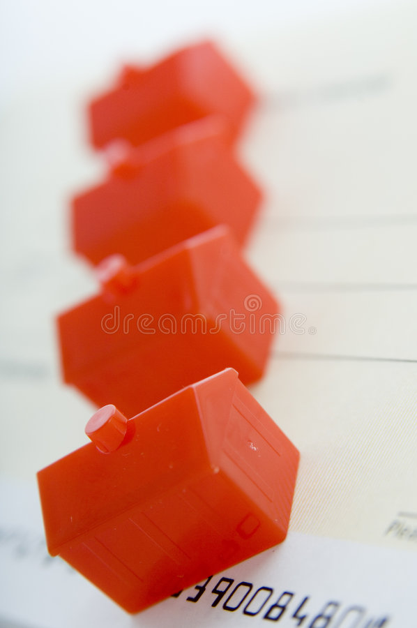 Property royalty free stock photography