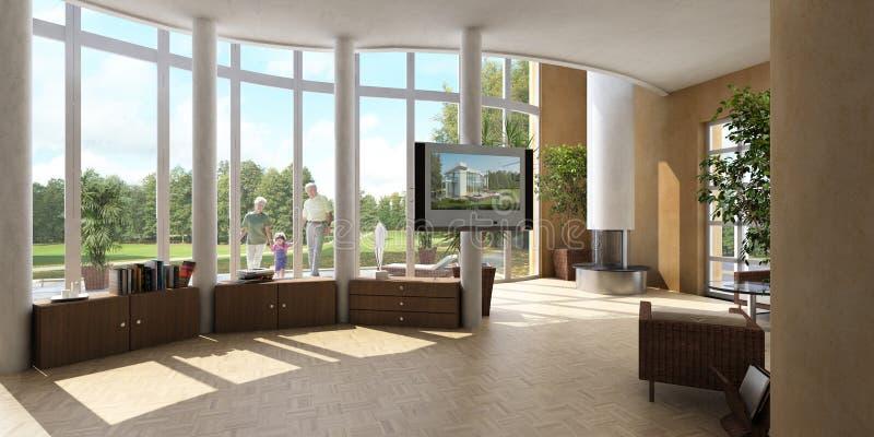 Property Interior Design Lobby Real Estate