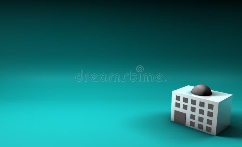 Property Market royalty free stock image