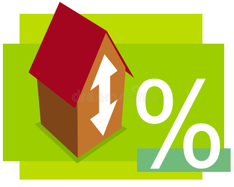 Download Property Prices stock illustration. Illustration of down - 821635