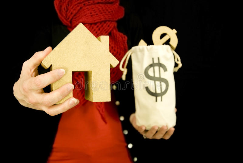 Download Property purchase stock photo. Image of holding, beginning - 23074900