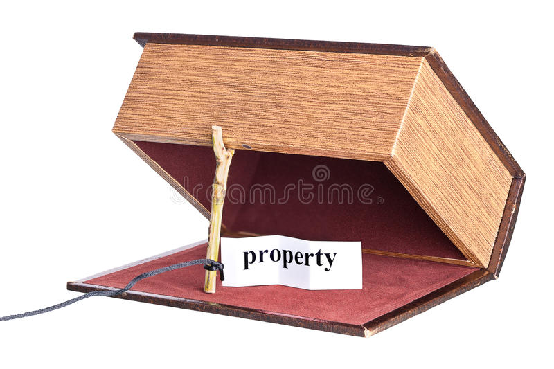 Property Trap,  Catch Royalty Free Stock Image