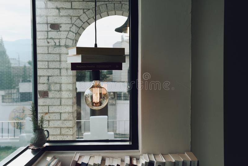 Property, Window, Glass, Facade royalty free stock image