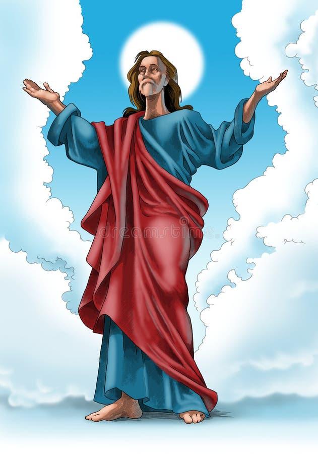 prophet01 ilustracja wektor