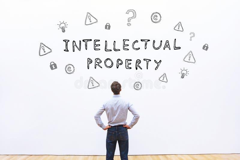 Propiedad intelectual foto de archivo libre de regalías