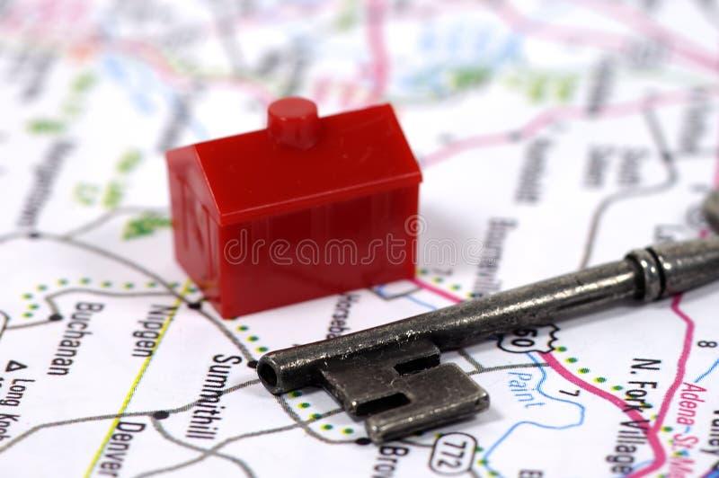 Propiedades inmobiliarias 2 fotos de archivo