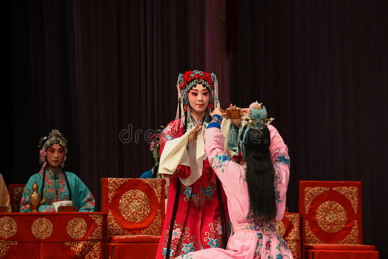 Propose A Toast Beijing Opera Women Generals Of Yang Family