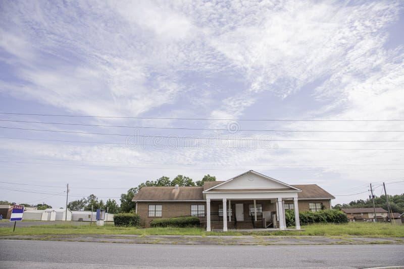 Propriedade de Real Estate para o aluguer fotografia de stock